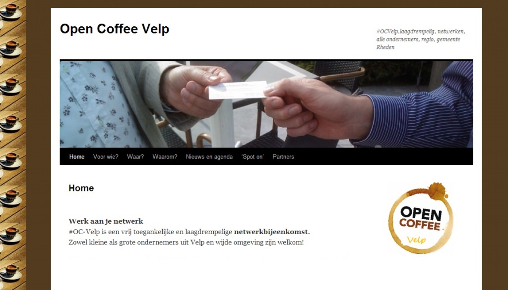 Open Coffee Velp
